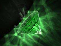 smaragd royaltyfri bild