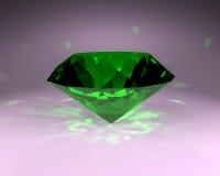 Smaragd Arkivbild