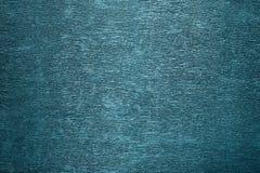 Smaragd gräsplan, blått, papper med en fin textur Arkivbilder