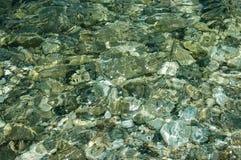 smaragd woda Zdjęcia Stock
