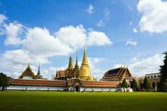 Smaragdbuddha-Tempel Stockbilder