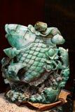 smaragdfisk Arkivbild