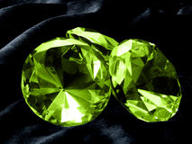 Smaragdgroen Juweel Royalty-vrije Stock Afbeelding