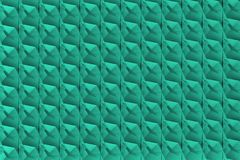 Smaragdgroene 3d textuur Stock Fotografie