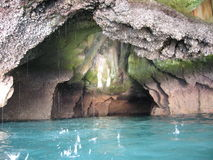 Smaragdhöhle Trang Thailand Lizenzfreie Stockfotografie