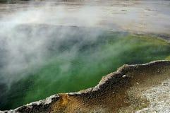 Smaragdpool, Yellowstone Lizenzfreies Stockfoto