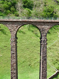 Smardale railway viaduct Stock Photography