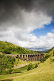 Smardale Viaduct Cumbria Royalty Free Stock Photography