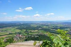 Smarna Gora, Slovenien Arkivbild