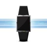 Smart apparat för klockateknologiinnovation Royaltyfri Foto