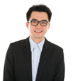 Smart Asian business man Royalty Free Stock Photos