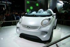 smart bil Arkivbild