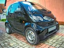 smart bil Fotografering för Bildbyråer