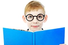 Smart boy Royalty Free Stock Photography