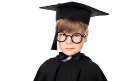 Smart boy Stock Photo