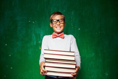 Smart boy Royalty Free Stock Photography