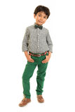 Smart boy Royalty Free Stock Photos