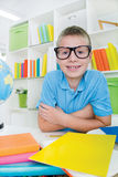 Smart boy Royalty Free Stock Photo