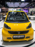 Smart brabus. THAILAND INTELNATIONAL MOTOEXPRO 2012 Royalty Free Stock Photos