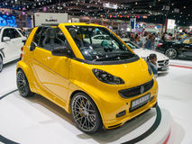 Smart brabus Royaltyfria Foton
