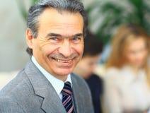 Smart business man Stock Photos
