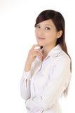Smart business woman Stock Photos