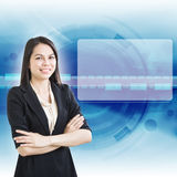 Smart Business Woman Stock Images