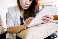 Smart business woman Stock Image