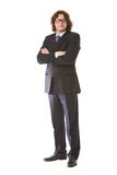 Smart businessman Royalty Free Stock Images