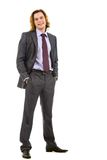 Smart businessman Royalty Free Stock Photography