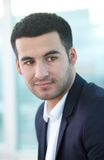 Smart businessman Stock Images