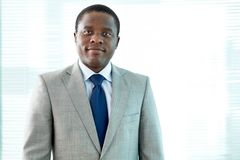 Smart businessman Stock Photo