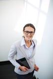 Smart businesswoman Stock Image