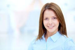Smart businesswoman Stock Photo