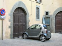 Smart car Stock Image