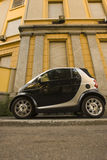 Smart Car Royalty Free Stock Photo