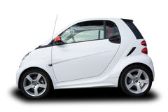 Smart Car Royalty Free Stock Image