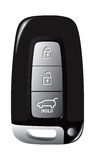 Smart car key Stock Image