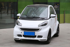 Smart Car Royalty Free Stock Photography