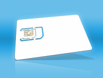 Smart card Stock Photo