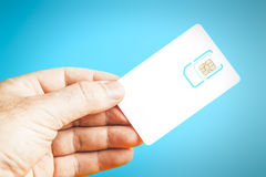 Smart card Royalty Free Stock Photos