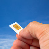 Smart card Fotografia Stock Libera da Diritti