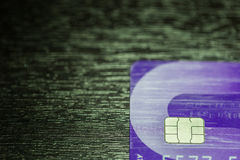 Smart card Royalty Free Stock Images