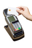 Smart Card Pay Royalty Free Stock Images