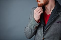 Smart casual style Royalty Free Stock Images