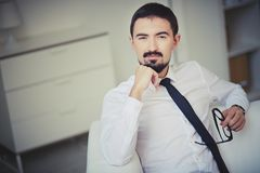 Smart casual style Royalty Free Stock Photos