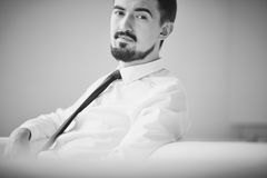 Smart casual style Stock Photography