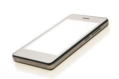 Smart cell or moblie phone Stock Photos