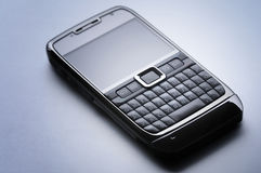 Smart cell phone Stock Image
