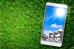 Smart City Concept Stock Photos